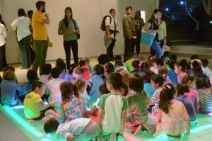 1509290 TAG Museum of Math Trip Miss Jaffri Jasper First Grade 250