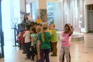 1509290 TAG Museum of Math Trip Miss Jaffri Jasper First Grade 346